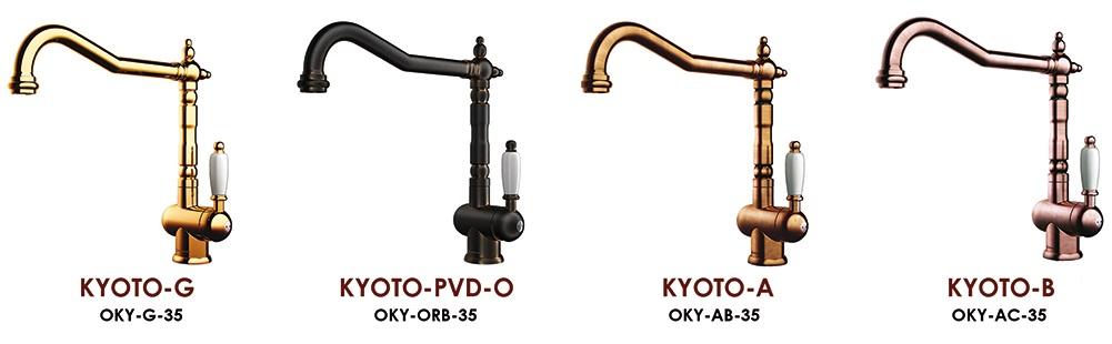 Смеситель OMOIKIRI Kyoto-G