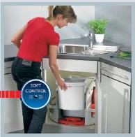 Система Hailo Rondo Comfort 3646-23 Soft-Control